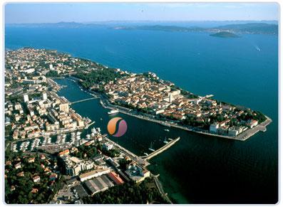 Zadar Marina Tankerkomerc Yachtcharter Sonderangebote Motorboote Motoryachten Segelboote Segelyachten