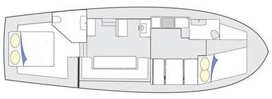 Motoryacht Stahlyacht Flybridge Payo 1090 Daniela Zadar Sukosan,  Marina Dalmacija
