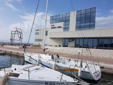 Marinas in Kroatien mit Yachtcharter