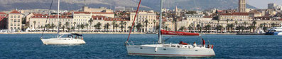 Orvas Yachting Yachtcharter Kroatien Sonderangebote Segelboote Segelyachten  Marina Kastela Split