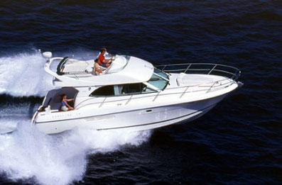 Jeanneau Prestige S36 Fly ORVAS Yachting Yachtcharter Motoryacht Flybridge Split ACI Marina