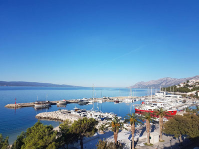 Marina Ramova Krvavica Baska Voda Makarska Riviera Sonderangebote Motorboote Motoryachten Segelboote Segelyachten justsail yachtcharter