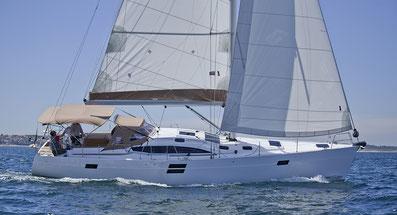 Elan 50 Impression Sunturist Yachting Yachtcharter Kroatien Sonderangebote Segelboote Segelyachten  Marina Tankerkomerc Zadar
