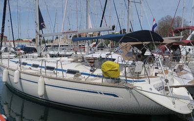 Bavaria 44 Impression Sunturist Yachting Yachtcharter Kroatien Sonderangebote Segelboote Segelyachten  Marina Tankerkomerc Zadar