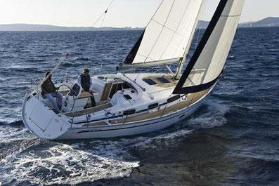 Bavaria 34 Cruiser Sunturist Yachting Yachtcharter Kroatien Sonderangebote Segelboote Segelyachten  Marina Tankerkomerc Zadar