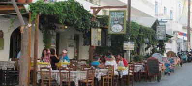 Enjoy Naxos - Diner in Naxos