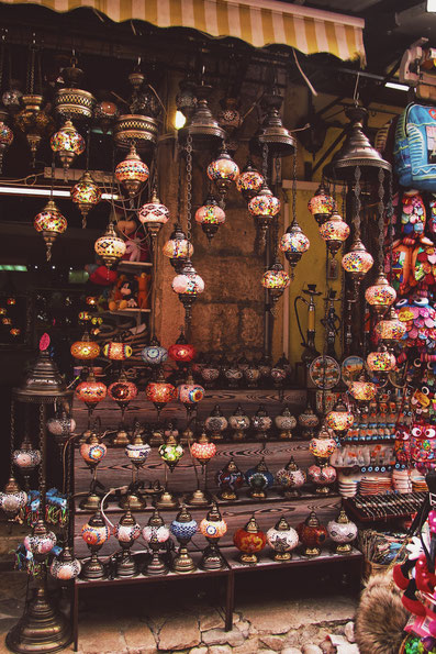 BIGOUSTEPPES BOSNIE HERZEGOVINE LAMPE MOSTAR