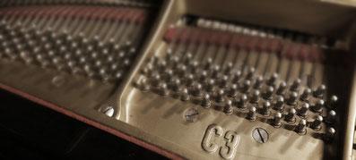 ヤマハグランドピアノC3B