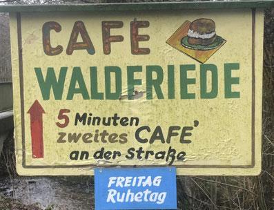 Cafe Waldfriede