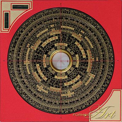Feng Shui Luopan SY-158 from FORMOSA Art