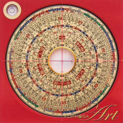 Zong He CLASSY lopan - 158 by Formosa Art