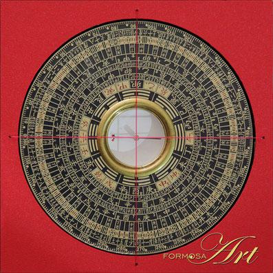 Feng Shui Compass Luopan SH-105 from FORMOSA Art