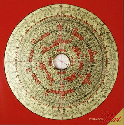Tang Shan San Yuan Tian Xing Luopan from FORMOSA Art