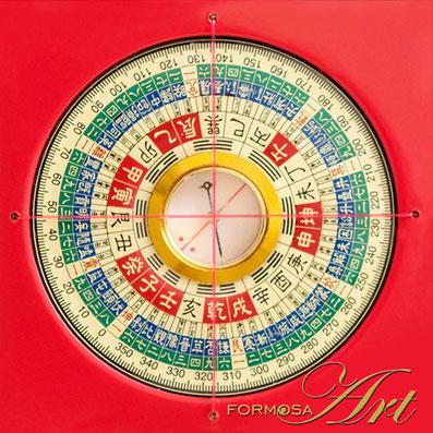 Classy Lopan San He by Formosa Art