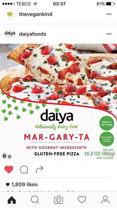 La publication de Daiya