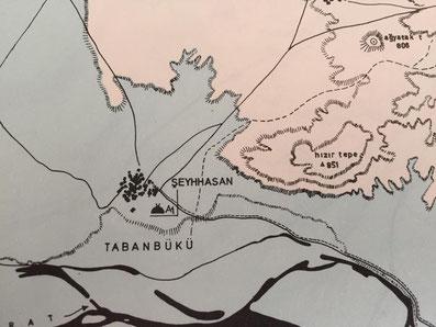 Şeyh Hasan Köyü Karakaya Barajı alanı (1987) Ümit Serdaroğlu