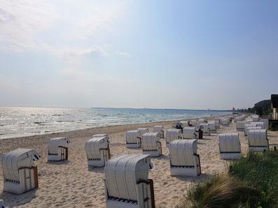 .... nur 400 Meter zum Strand