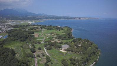 長崎と天草地方の潜伏キリシタン関連遺産の構成資産「原城跡」