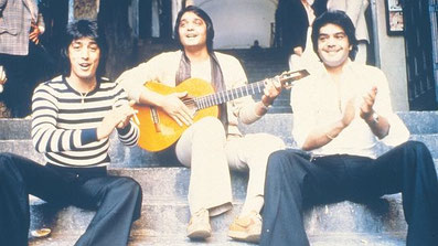 Los Chinchos en Fuengirola 1978