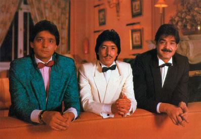 promoción Los Chichos 1987