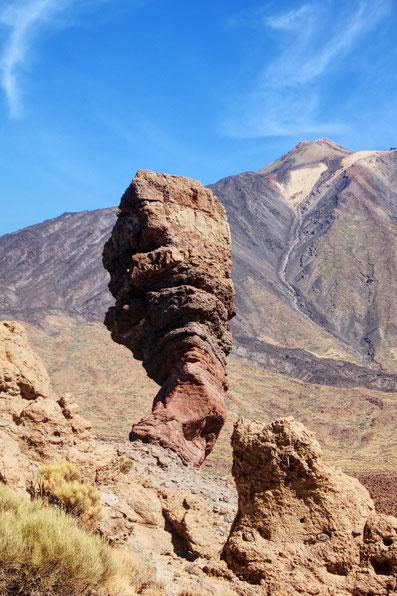 Los Roques, Pico del Teide Nationalpark, Teneriffa
