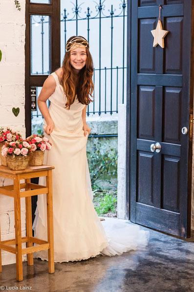 fotografía bodas Santander-novia