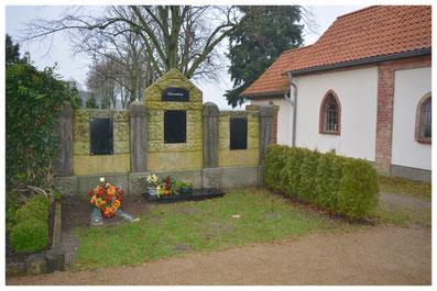 Bestattung Lichterfelde Friedhof Deufrains Gemeinschaftsgrab