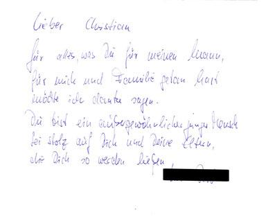 Bestatter Haas Eberswalde Finow Trauerredner