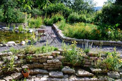 Biodiversität im Garten und Haus Rheinfelden