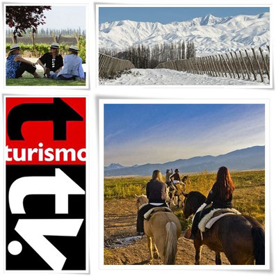 Mendoza Maravillosa en Turismo Tv, televisión turística
