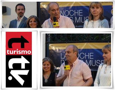 """Hernán Lombardi inaugura la """"Noche de los Museos"""""""
