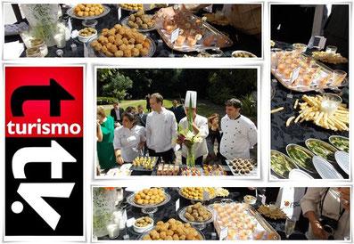 Turismo Tv, televisión turística en 1er Semana Gastronómica Española en Buenos Aires