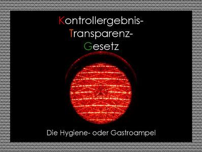 Kontrollergebnis-Transparenz-Gesetz