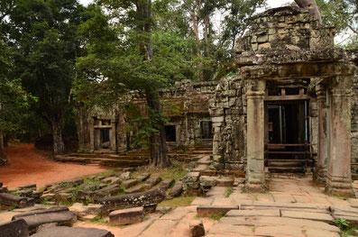 Siem Reap, Kambodscha, Südostasien, Zwei auf Achse, Backpacking, Weltreise, Asien, Angkor Wat, Phnom Penh, Tempel, Angkor Thom,