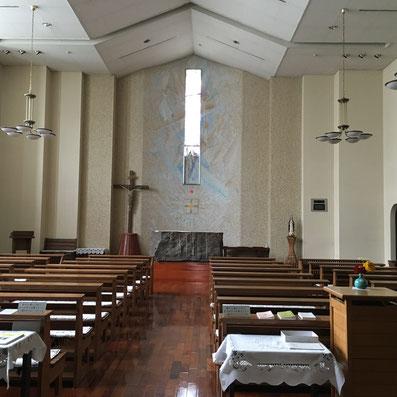 倉敷教会聖堂