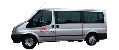 Mietwagen Kleinbusse Anhänger Fahrradanhänger Wien Niederösterreich Österreich