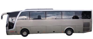 Busvermietung Autobusse Midibusse Kleinbusse Anhänger Fahrradanhänger Wien Niederösterreich Österreich