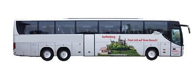 Busvermietung Reisebusse Autobusse Midibusse Kleinbusse Anhänger Fahrradanhänger Wien Niederösterreich Österreich