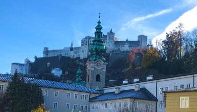 Weihnachtsreise Salzburg 2018