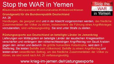Grundgesetz für die Bundesrepublik Deutschland - Artikel 26