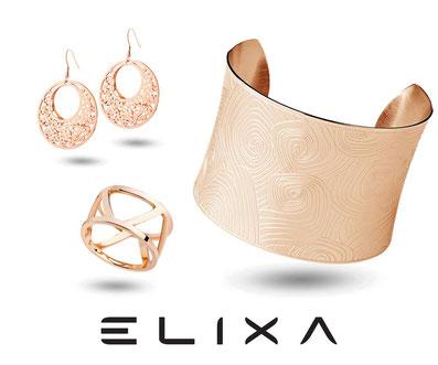 Bijoux, Elixa, femme,