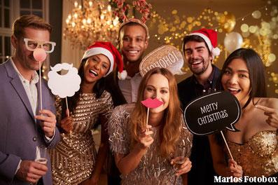 Photo-Booth-Weihnachtsfeier