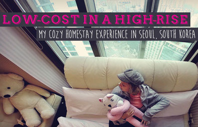 Low-Cost in a High-Rise - My Cozy Homestay Experience in Seoul, South Korea | JustOneWayTicket.com