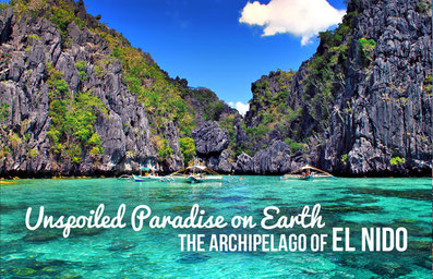 Unspoiled Paradise on Earth - The Archipelago of El Nido | JustOneWayTicket.com