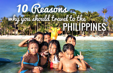 10 Reasons Why You Should Travel To The Philippines | JustOneWayTicket.com