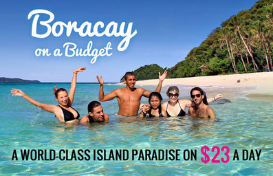 Boracay on a Budget - A World-Class Island Paradise in the Philippines on $23 a day | JustOneWayTicket.com