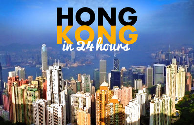 Hong Kong in 24 Hours | JustOneWayTicket.com