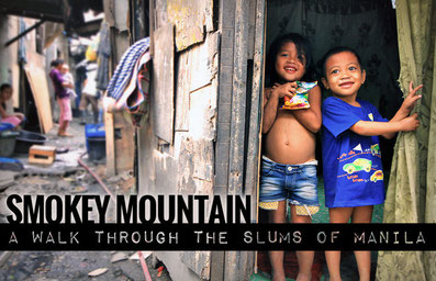 Smokey Mountain - A walk through the Slums of Manila, Philippines | JustOneWayTicket.com