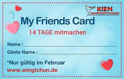 Valentinstag Kampfsport Kinder Ludwigsburg Hemmingen Waiblingen 2