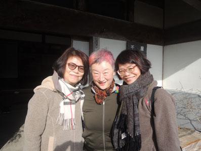 香港からのお二人さま